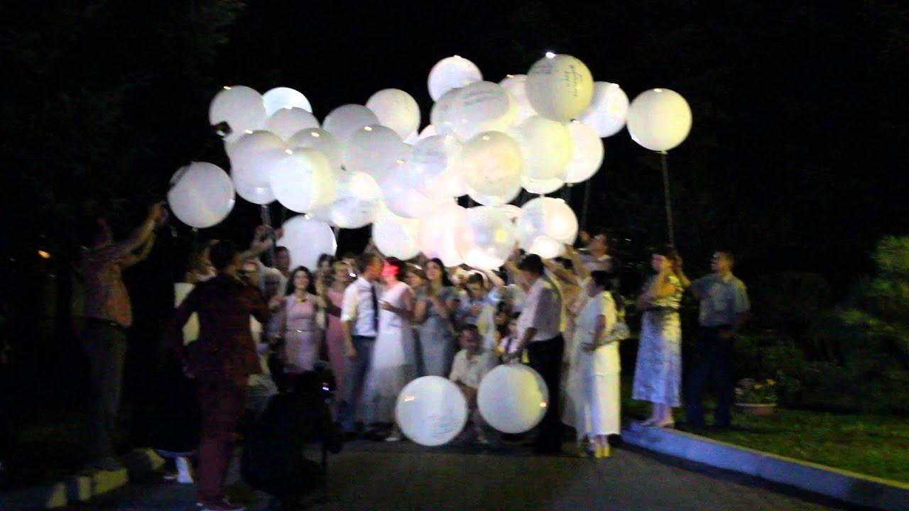 Запуск шаров фото 8