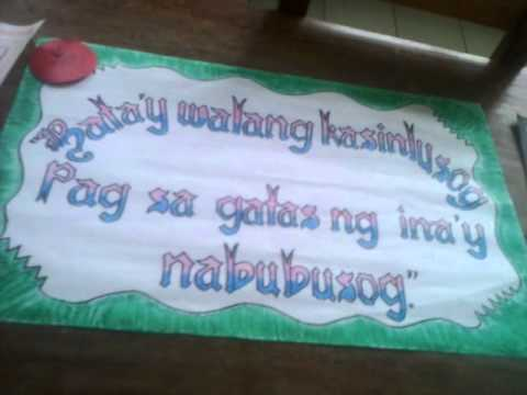 essay on nutrition month 2012