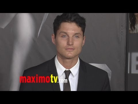 "Toby Hemingway at ""IN TIME"" Los Angeles Premiere Arrivals"
