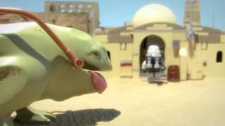 Lego Star Wars  Yodova kronika - Tatooine