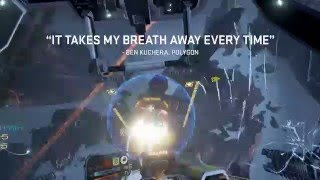 EVE: Valkyrie - VR Gameplay (Alpha)