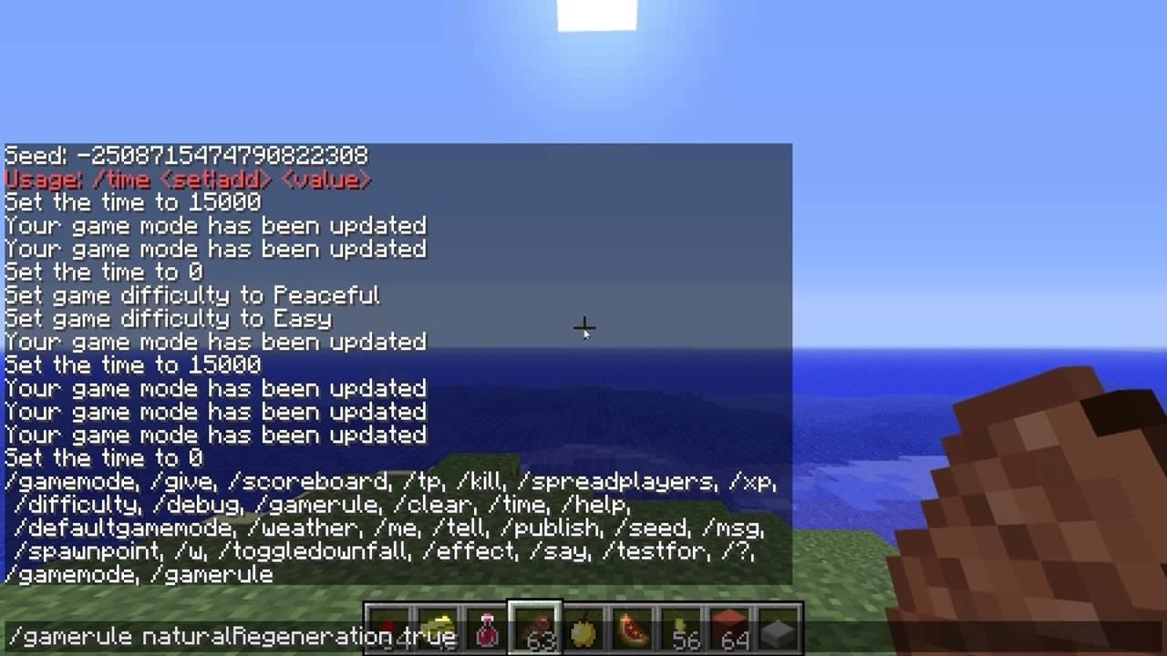 minecraft 1 6 snapshot review  13w23b