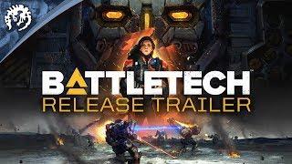 BATTLETECH - Release Trailer
