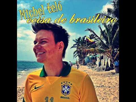 MICHEL TELÓ - COISAS DE BRASILEIRO / CD 2013