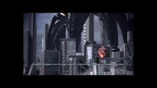 Прохождение игры Mass Effect 3.