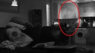 UNEXPLAINED Ghost Footage Best Evidence ★Shadow