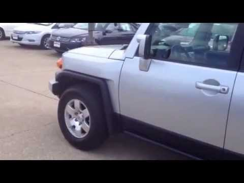 2007 Toyota FJ Cruiser 4WD at Vandevere Auto Group 300 W Ma
