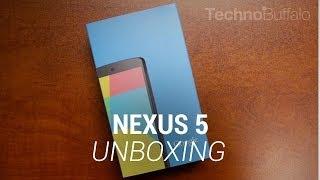 Nexus 5 kutu açılımı
