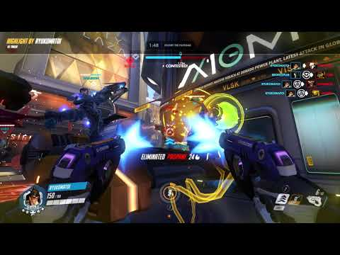 Overwatch Tracer Highlight 16.1.18
