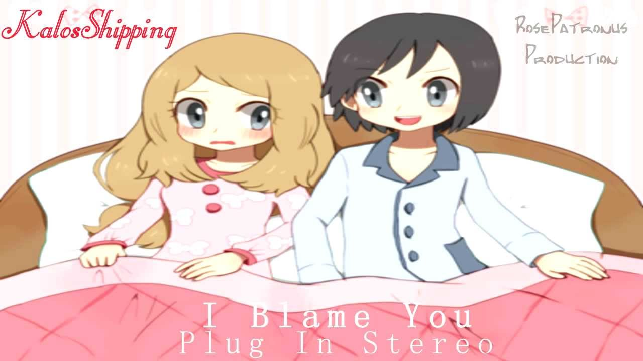 Serena and lysandre Serena and augustine sycamore  YouTube