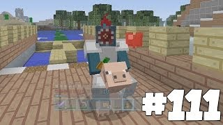 Minecraft Xbox Slippery Survival Mr.Oinkinson!! [111