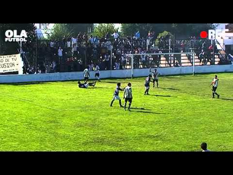 El Fortin (Olav) 2 - Kimberley (MDP) 1