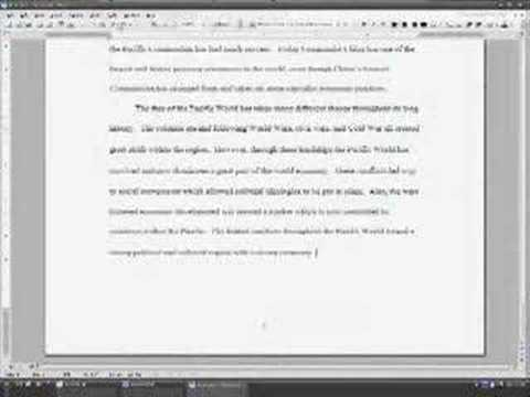 College Essay? What Do You Think of My Essay?