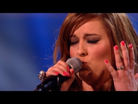 Leanne Mitchell: 'Who Knew' - The Voice UK - Live Shows 1 - BBC One