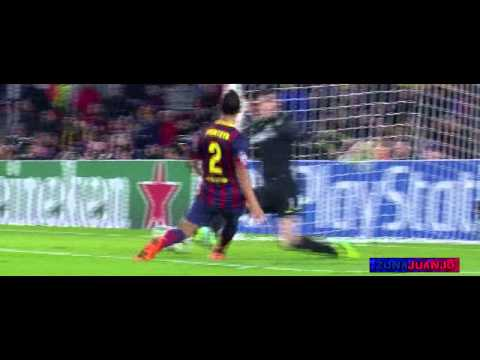 FC Barcelona VS Celtic [6-1][11-12-2013][Audio Radio]