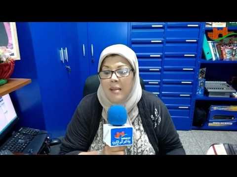 مندوبة وزارة الشباب و الرياضية في زيارة لدار الشباب الحريزي
