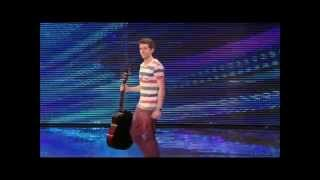 Britains Got Talent 2012 Ryan O'Shaughnessy No Name