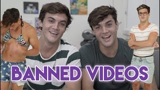 Our BANNED VIDEOS