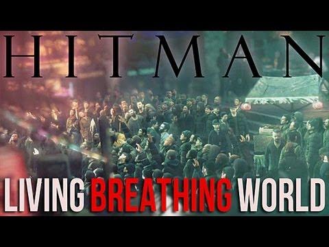 Hitman: Absolution — трейлер про живой мир