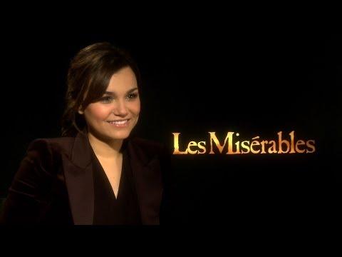 'Les Misérables' Samantha Barks Interview