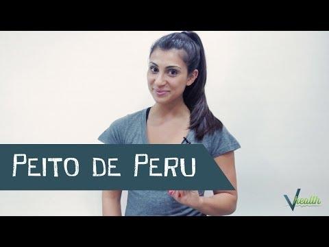 V. HEALTH - Nutrição com Marina Gorga (Peito de Peru)
