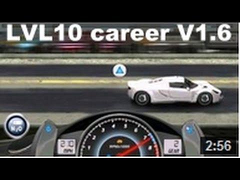 Drag Racing Level    Mile Best Car