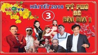 Hài Tết 2018 | Tỷ Phú đè Đại Gia - Tập 3 | Phim Hài Tết Mới Nhất 2018 - Chiến Thắng, Quang Tèo