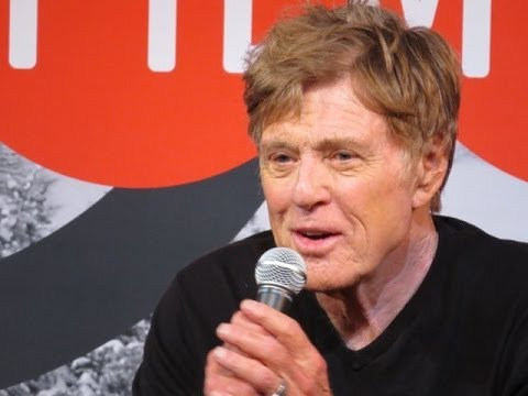 Robert Redford discusses Oscar Snub at Sundance 2014