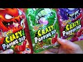 Cool Crazy Popping Dip Lollipops & Popping Candy