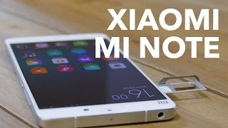 Xiaomi Mi Note, análisis en vídeo