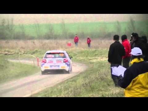 Rallye du Touquet 2012