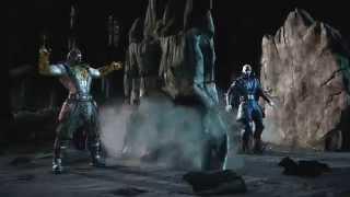 Mortal Kombat X: Tremor Trailer