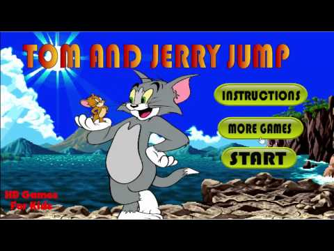 Tom and Jerry Full Movie Tagalog Version 2017 | Tom and Jerry Satellite| HD Games For Kids