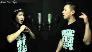 Never Say Never-Justin Bieber Ft. Jaden Smith By: Megan Lee and Jason Chen view on youtube.com tube online.