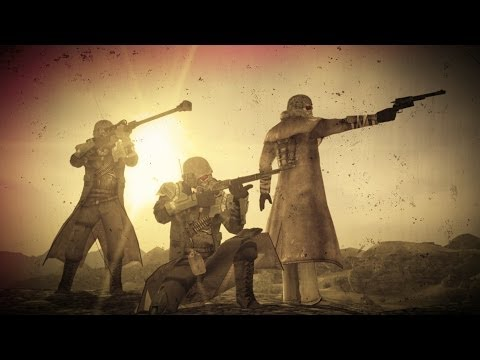 FALLOUT Lore: Ch.6 - New California Republic ( NCR )