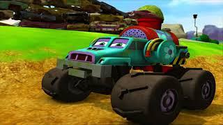 Meteor Monster Truck 22 - Odpadové auto Sju