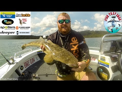Fish That Snag - Tips for Fighting Big Fish in Shallow Water