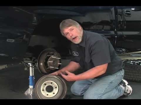 How to Replace Drum Brakes - AutoZone Car Care