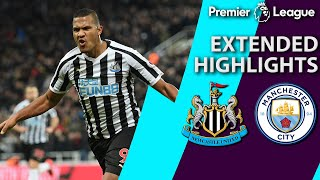 Newcastle v. Manchester City | PREMIER LEAGUE EXTENDED HIGHLIGHTS | 1/29/19 | NBC Sports