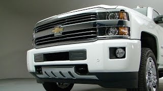 NEW 2015 Chevrolet Silverado High Country OVERVIEW