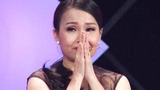 Cẩm Ly bật khóc tiết lộ về bệnh tật khiến cô phải bỏ hát suốt 1 năm qua - TIN TỨC 24H TV