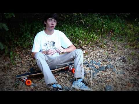 Orangatang Centerset Freeride Wheels Review [BDS]