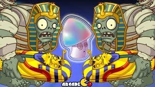 Plants Vs Zombies 2 Dark Ages: Hypno-Shroom Mummified
