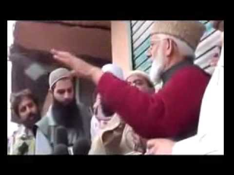 Syed Ali Shah Gilani - The Sacred GOD of Indian Liberals