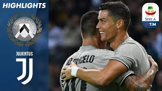 06/10/2018 - Campionato di Serie A - Udinese-Juventus 0-2, gli highlights