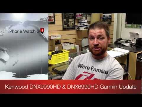 Kenwood dnx7190hd update