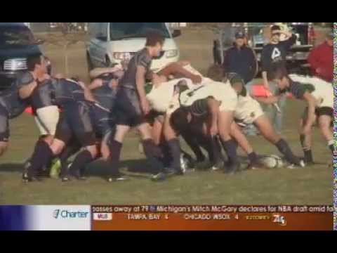 TC opens new rugby field and curling club