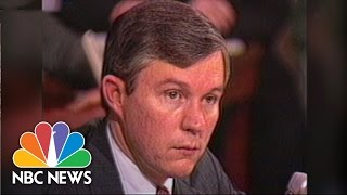 Jeff Sessions' 1986 Confirmation Hearing | Flashback | NBC News
