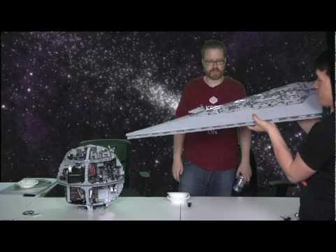 $1000 of Lego (Death Star and Super Star Destroyer)