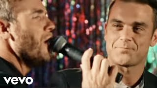 Robbie Williams - Shame (with. Gary Barlow)